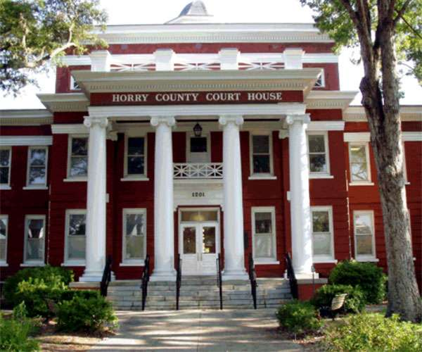Historic Horry County Court House