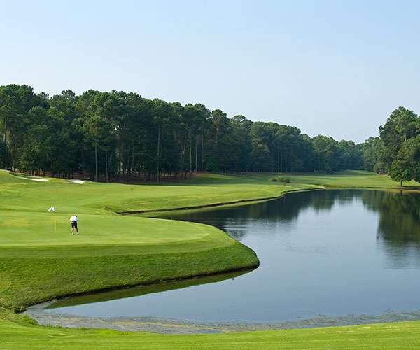 70 Golf Courses in Horry County