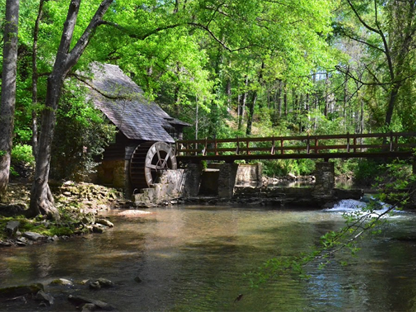 Shades Creek Mill House