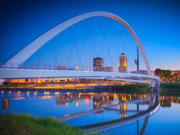Des Moines Riverwalk