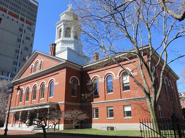Old Middlesex County Courthouse