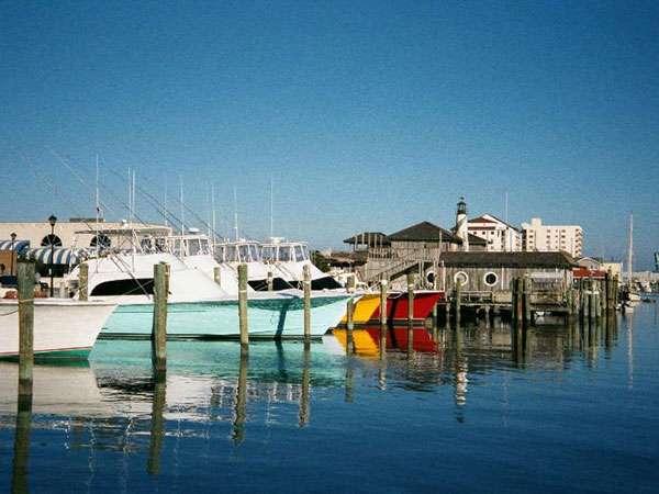 Morehead City Waterfront